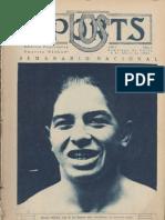 Los Sports, semanario nacional N° 4, año I, 06.Abr.1923