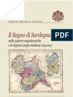 Kingdom of Sardinia in Napoleonic Wars 1799-1815