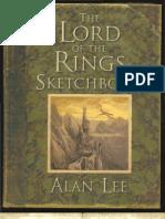 Alan Lee, The Lord of the Rings Sketchbook
