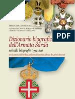 Sardinian Army Biographical Dictionary