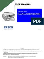 B 300 500DN A Service Manual