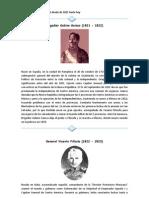 Presidentes de Guatemala Desde de 1821 Hasta Hoy