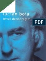 Boia Lucian Mitul Democratiei