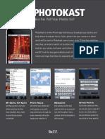 PhotoKast Introduction