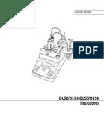Manual Titulador