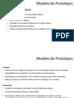 Elaboración de Prototipos