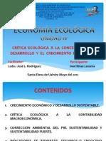 Economia Ecologica Unidad IV