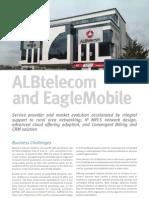 Verso Case Study ALBtelecom 2012