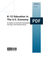 Education in the Economy