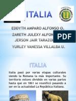 Italia Diapositivas