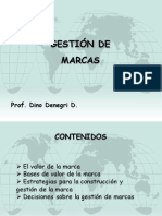 Presentacion Gestion de Marcas