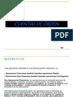 Cuentas de Orden Conceptos Cira 2