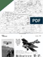 AeroModeller - 1957-01 - Albatros_DV
