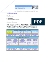 ASPNET Video 15 Web Parts