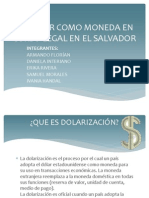 EL DÓLAR COMO MONEDA EN CURSO LEGAL EN (1) (1)