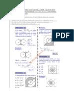 Areas de Regiones Sombreadas PDF Ejercicios Resueltos de Razonamiento Matematico Nivel Preuniversitario