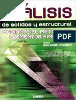 Analisis de Solidos y Estructural