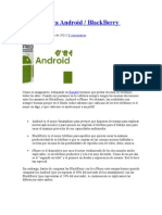 Comparativa Android