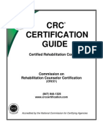CRC Certification Guide201107