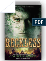 Reckless (A MirrorWorld Novel) by Cornelia Funke