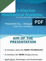 MEMS(Intro Presentation)