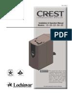 Crest Boiler Manual