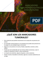 MARCADORES INMUNOHISTOQUÍMICOS PARA TUMORES (MANUEL).pptx