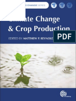 Climate Change & Crop production