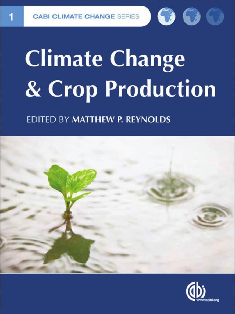 Climate Change   Crop production  9465e5b4fbd6f