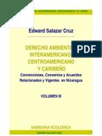 Edward Salazar Cruz. Derecho Ambiental Inter America No, no y El Caribe