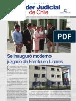 Boletín Informativo N° 22 del Poder Judicial