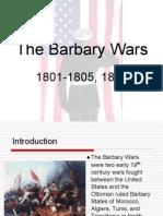The Barbary Wars Presentation