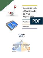 Acessibilidade e Usabilidade Na Web