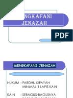 MENGKAFANI JENAZAH