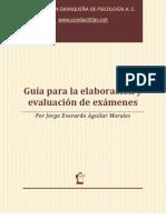 Guia Para Elaborar Evaluar Examenes