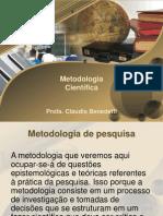 Metodologia Da Pesquisa Cientifica Antonio Joaquim Severino