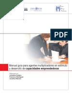 Manual de Replicadores Del Emprendimiento ANGELA