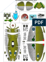 Brasil FAB Republic P47D Thunderbolt - V2