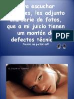 Fotos con defectos