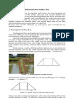 Konstruksi Kolam Budidaya Ikan