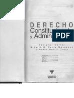 41657837 Derecho Constitucional y Administrativo Bennigno Lldarraz