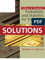 Introduction to Probability and Statistics for Engineers and Scientists (3rd Edition)