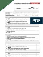 Protocolo Para Test de Bender Koppitz