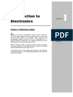Basic Electronics - College Algebra Course Manual