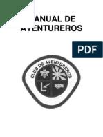 Manual de Aventureros