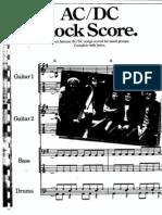 ACDC - Rock Score