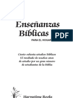 Enseñanzas BIBLICAS para el HOGAR parte 1