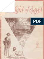 AMORC - The Light of Egypt (1929)