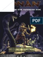 Conan RPG - Bestiary of the Hyborian Age