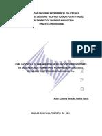 Evaluacion Lineamientos Seleccion Proveedores Fmo CA